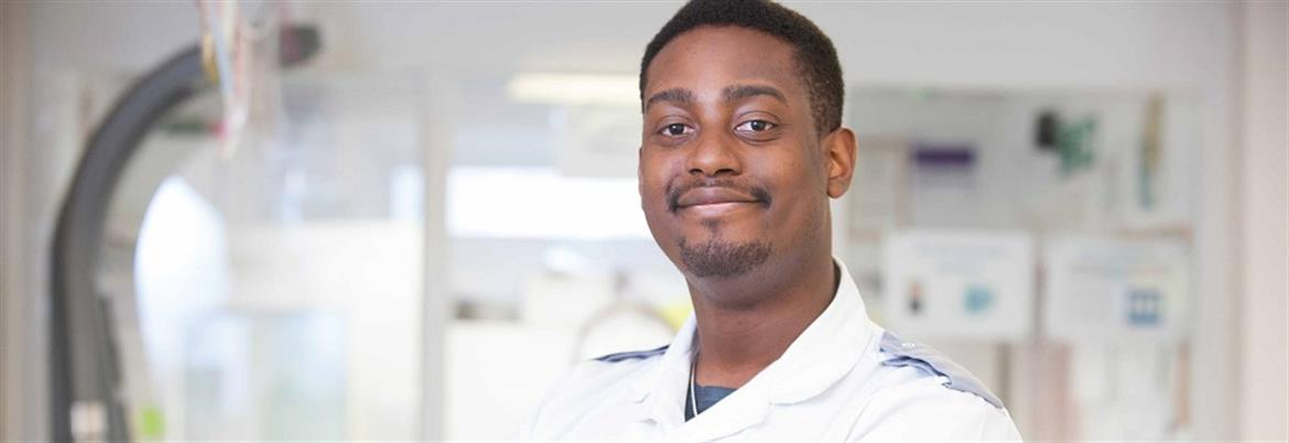 black male nurse